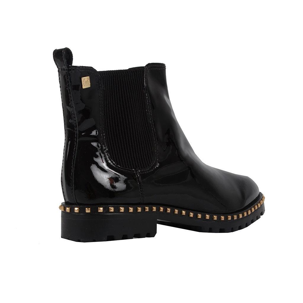 Ankle boot preta I18                          3