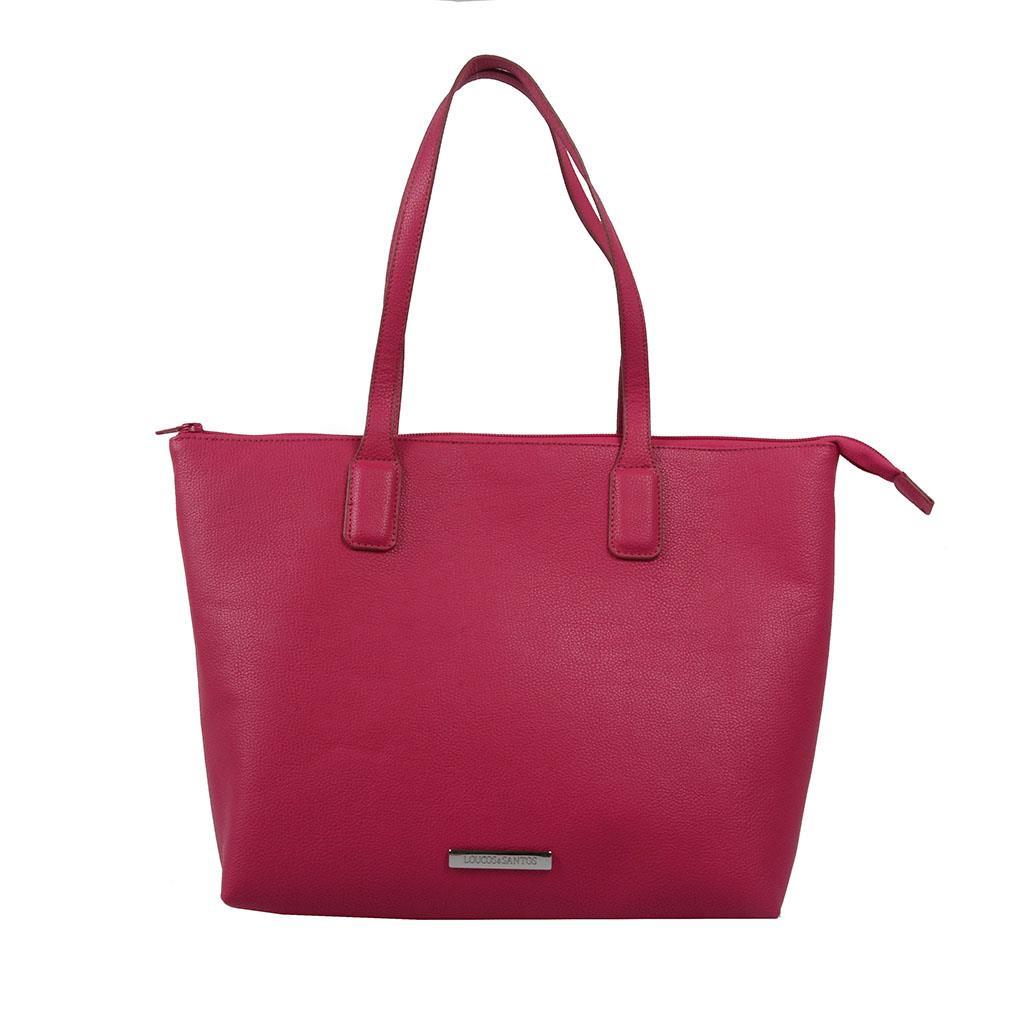 Imagem - Bolsa sacola rosa pink V19
