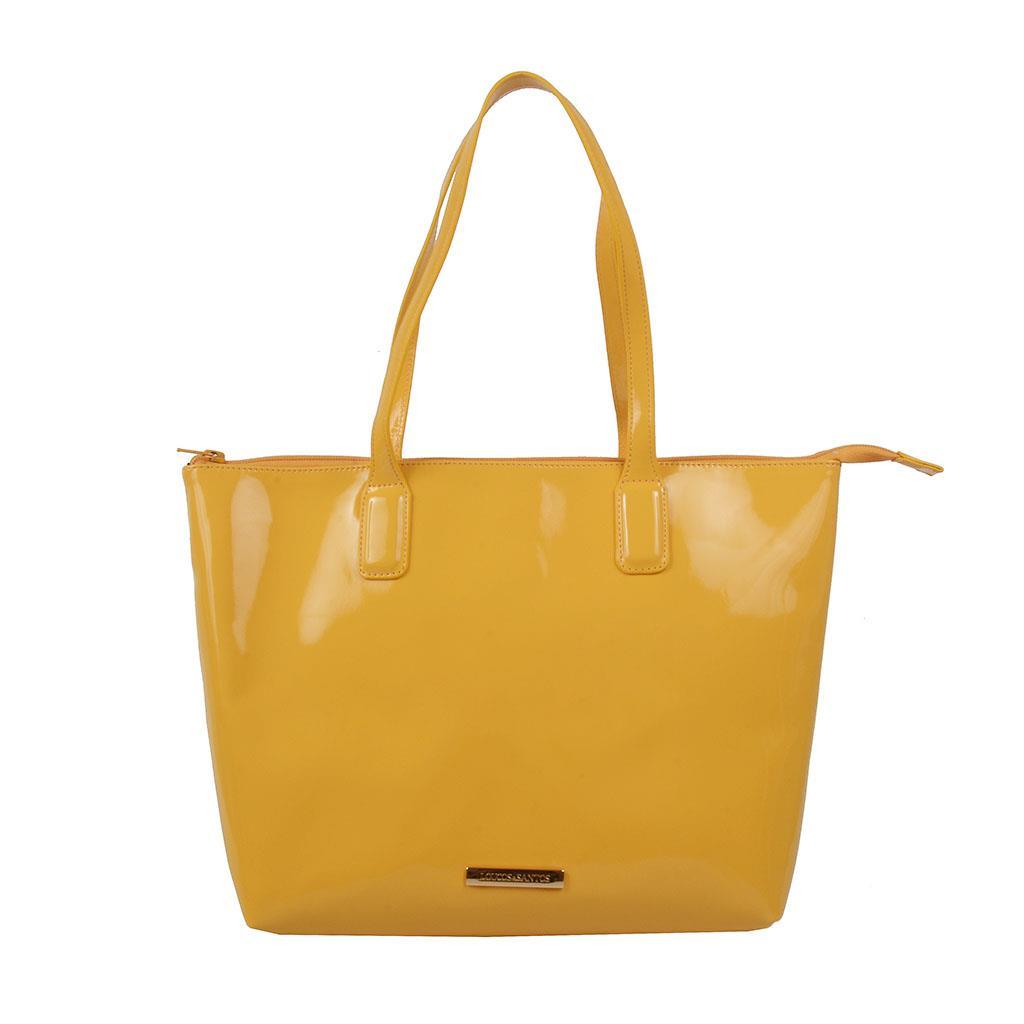 Imagem - Bolsa sacola amarela V19