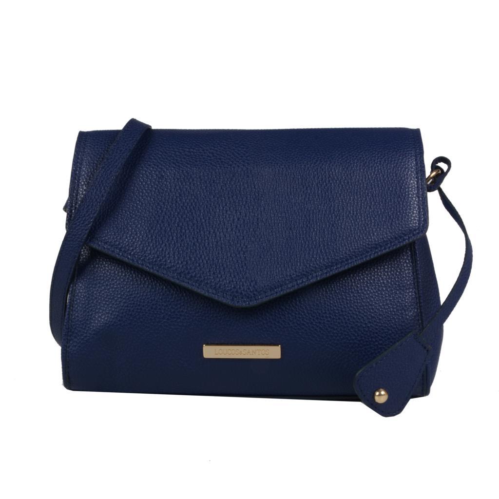 Imagem - Bolsa estruturada azul