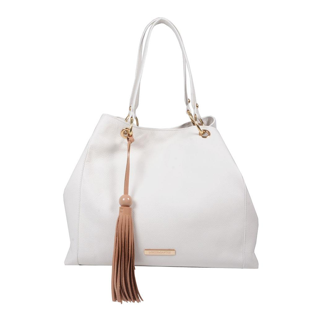 Imagem - Bolsa saco branca V19
