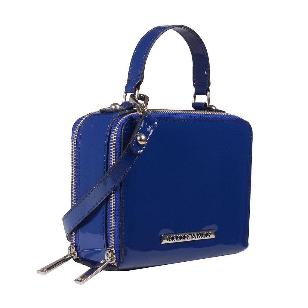 Bolsa box azul V19                            2