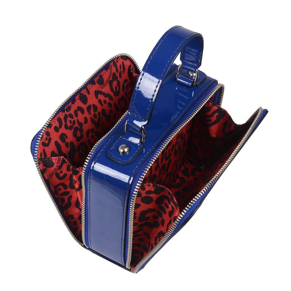 Bolsa box azul V19                            5