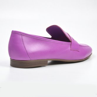 Loafer Couro Orquídea V22 3