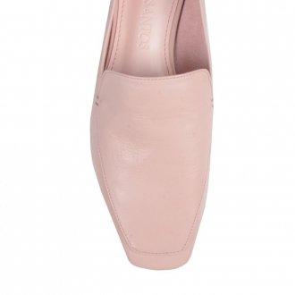 Loafer Couro Light Rosé V21 3