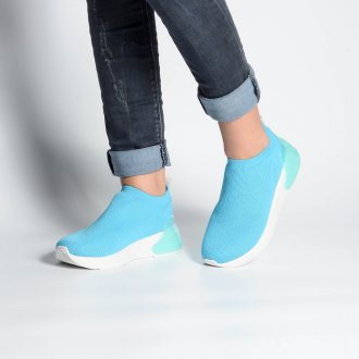 Tênis Knit Aqua V21 2