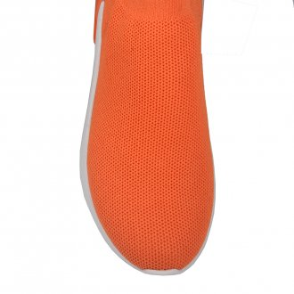 Tênis Knit Laranja V21 4