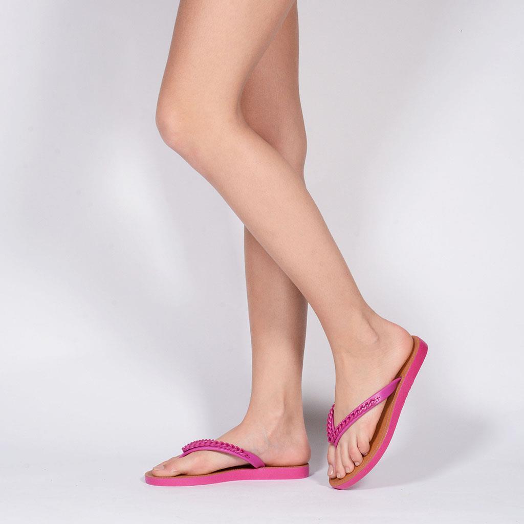 Flat rosa  V19 6