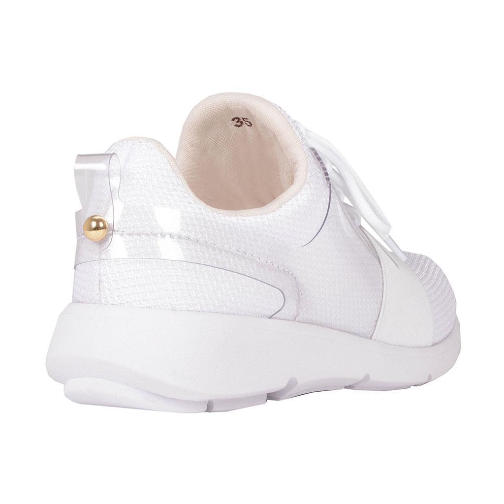Tênis branco V19                              3
