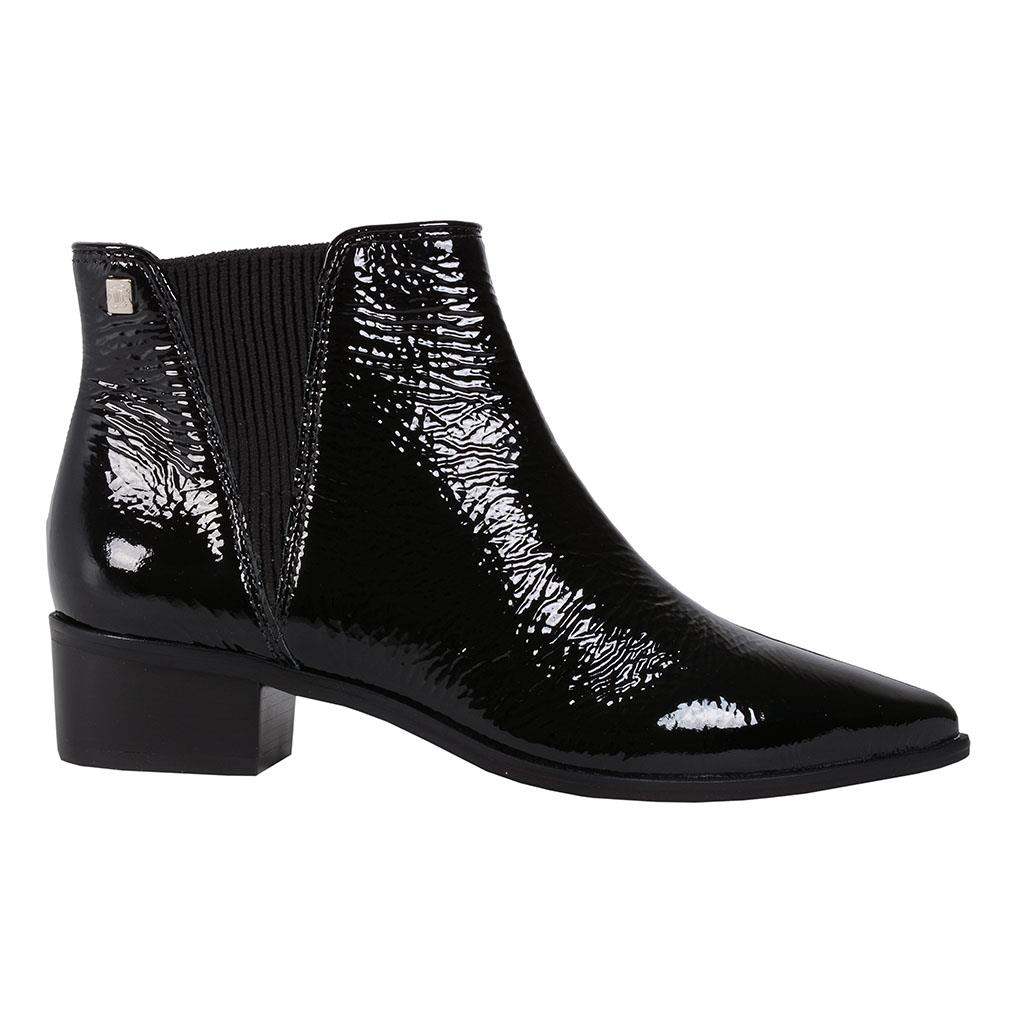 Ankle boot glitter 2