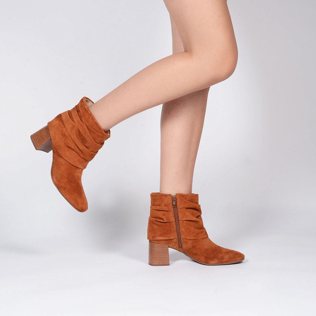 Bota slouch boot castanho I19 6