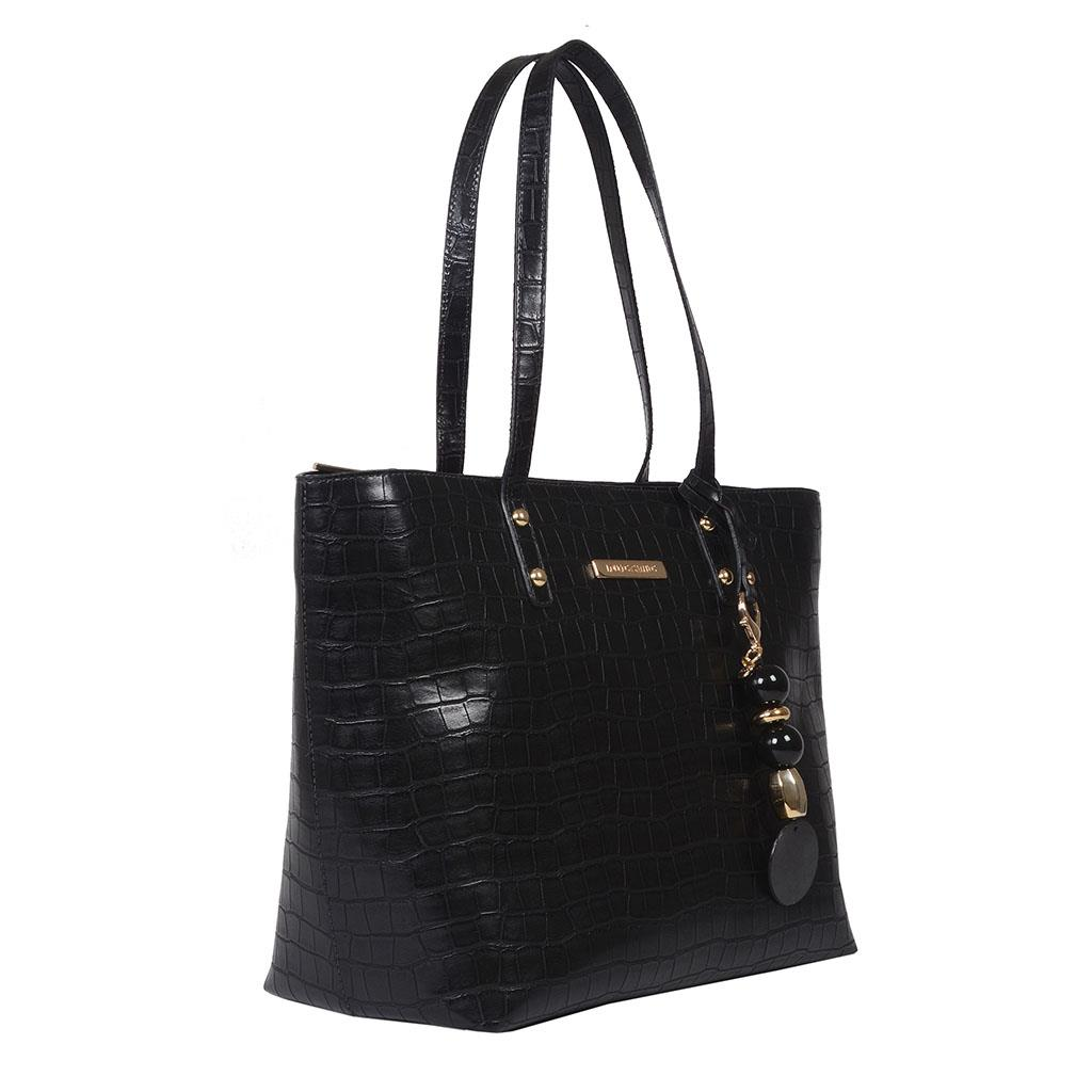 Bolsa sacola  com bag charm I19 2