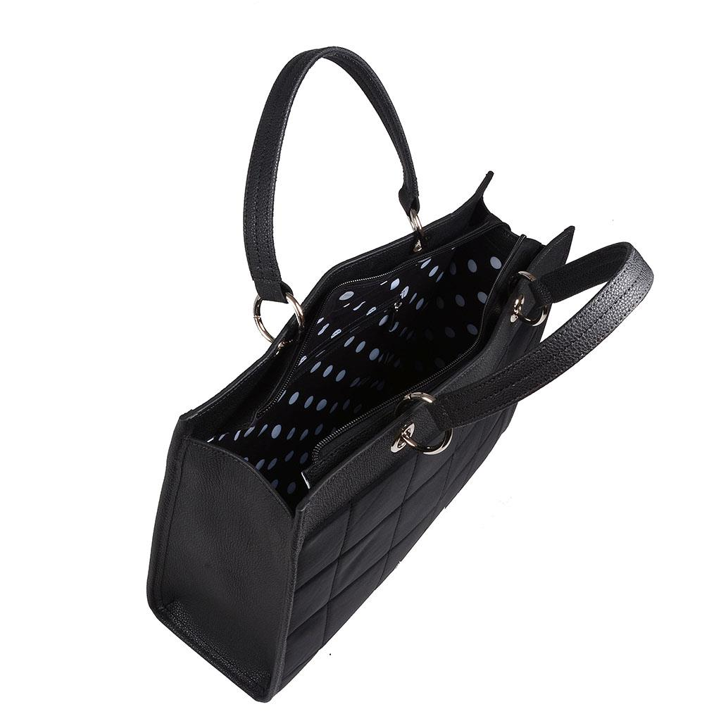 Bolsa sacola  com pesponto I19 5