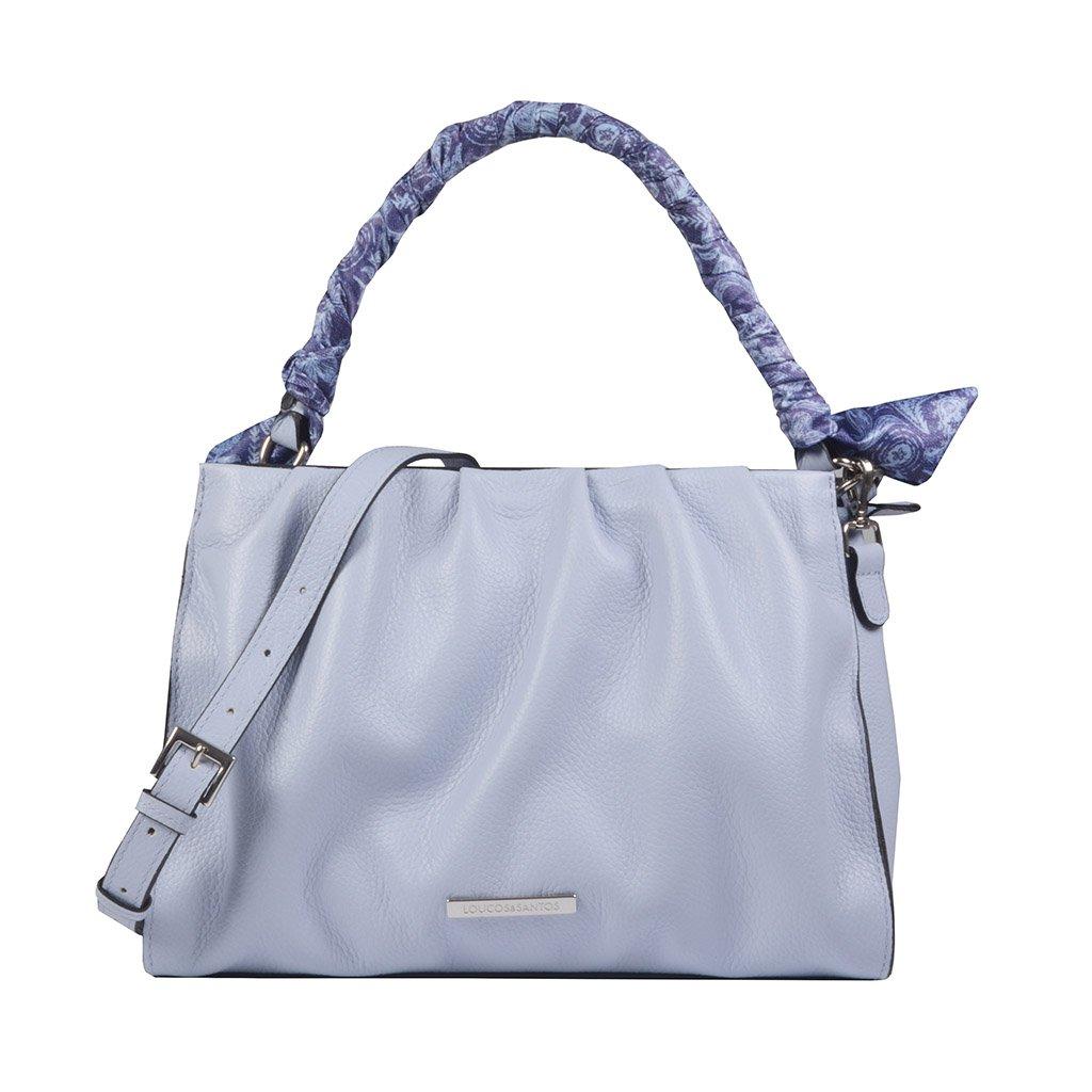 Bolsa Macia Cotton Blue com Lenço Removível V22