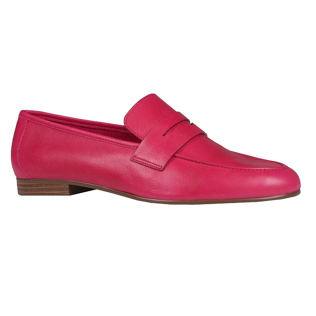 Loafer Couro Pink I20