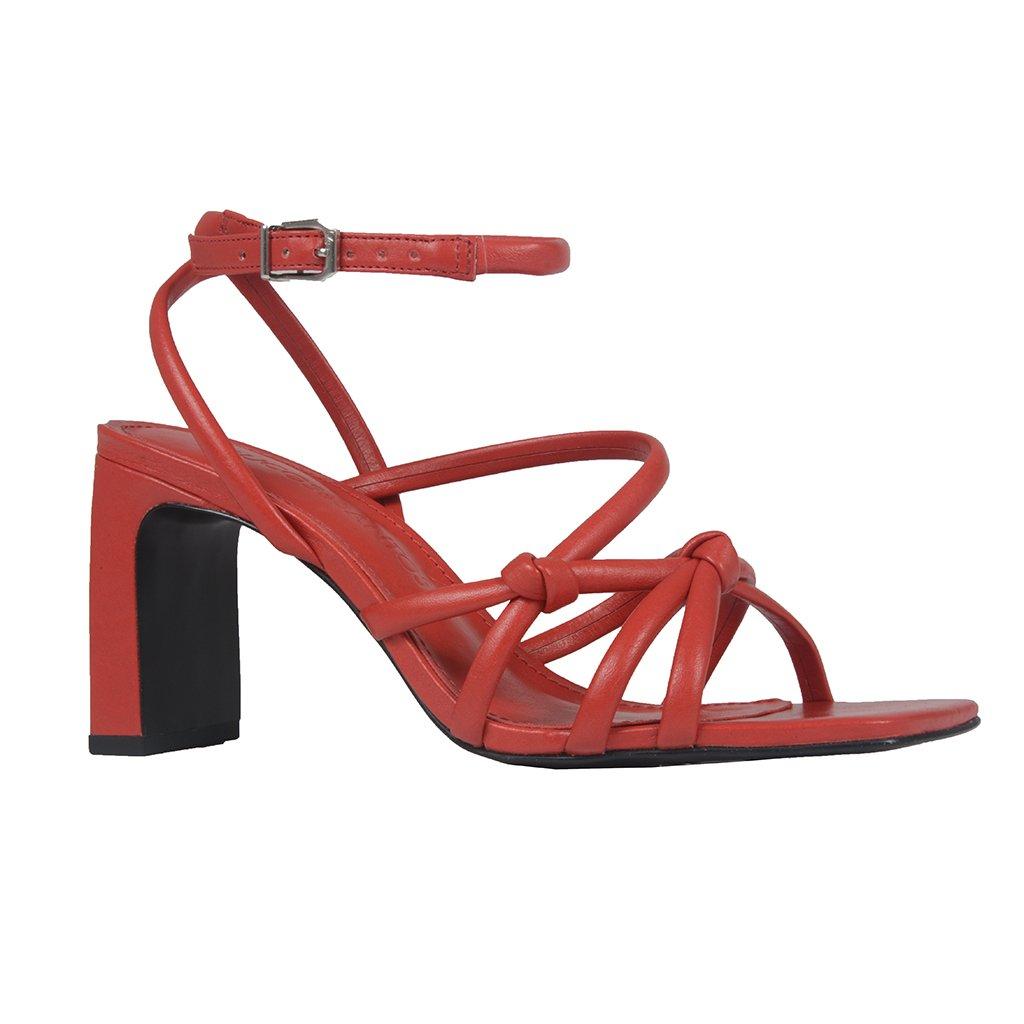 Sandália Tiras Red I21