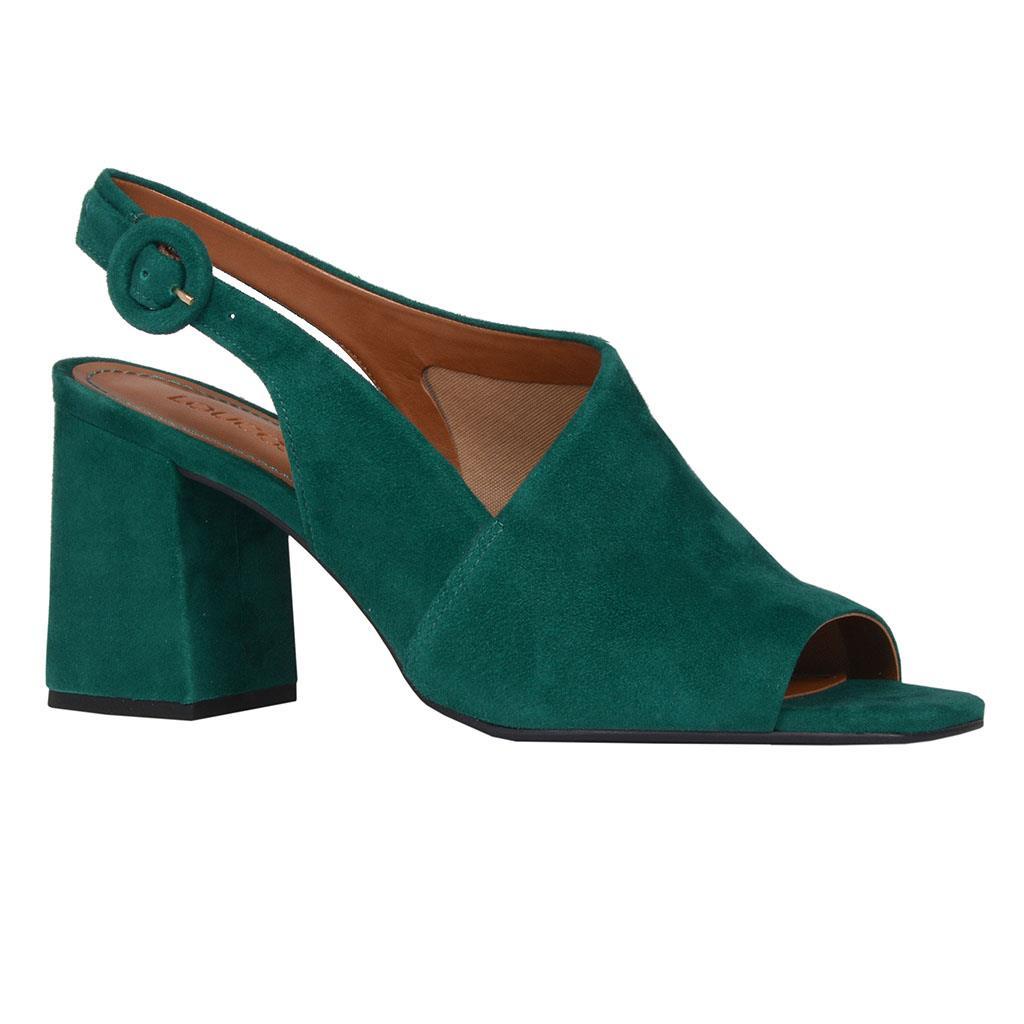 Sandália verde I19
