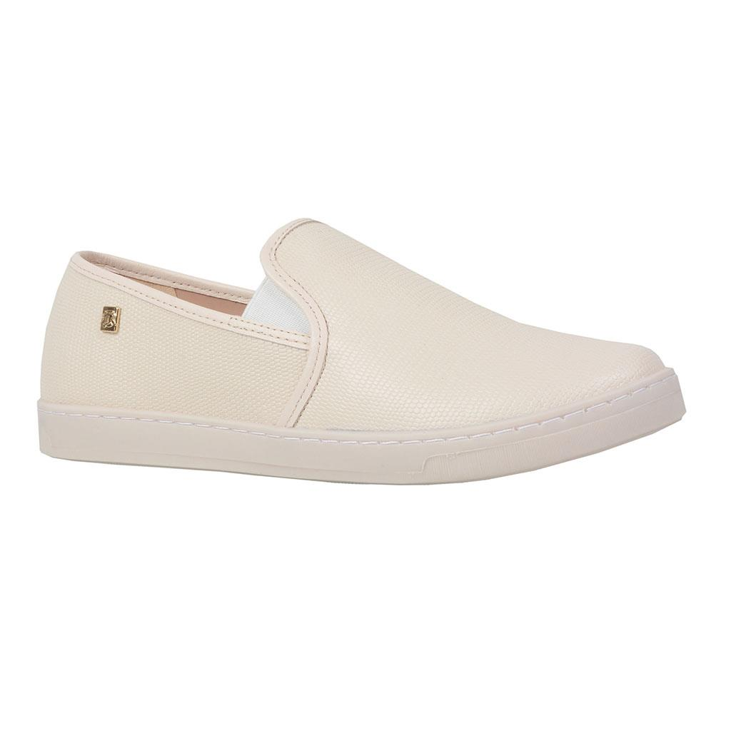 Tênis slip on off white