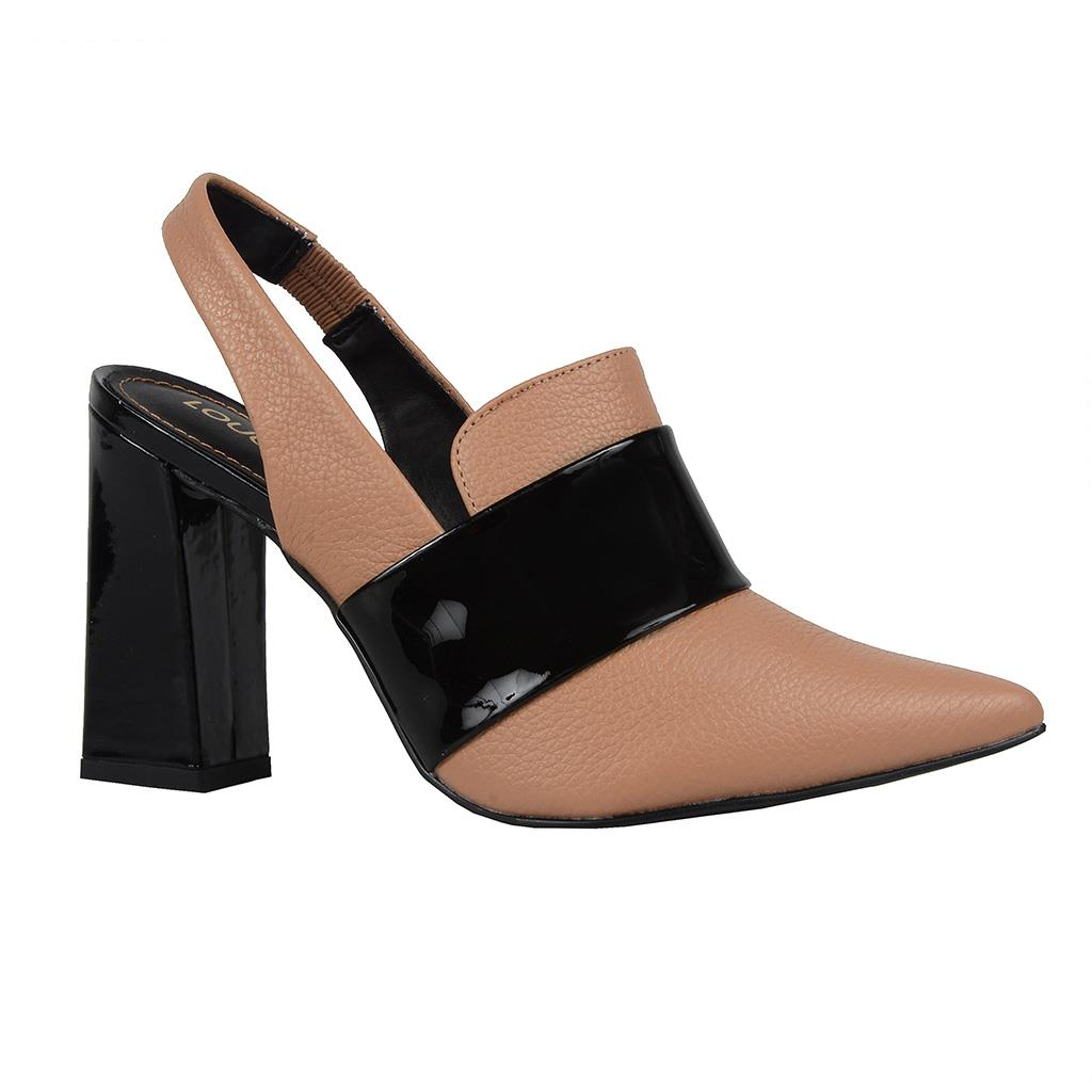 Slingback toffe