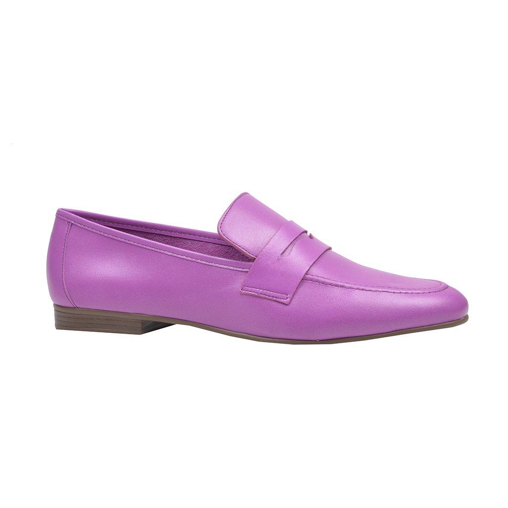 Loafer Couro Orquídea V22