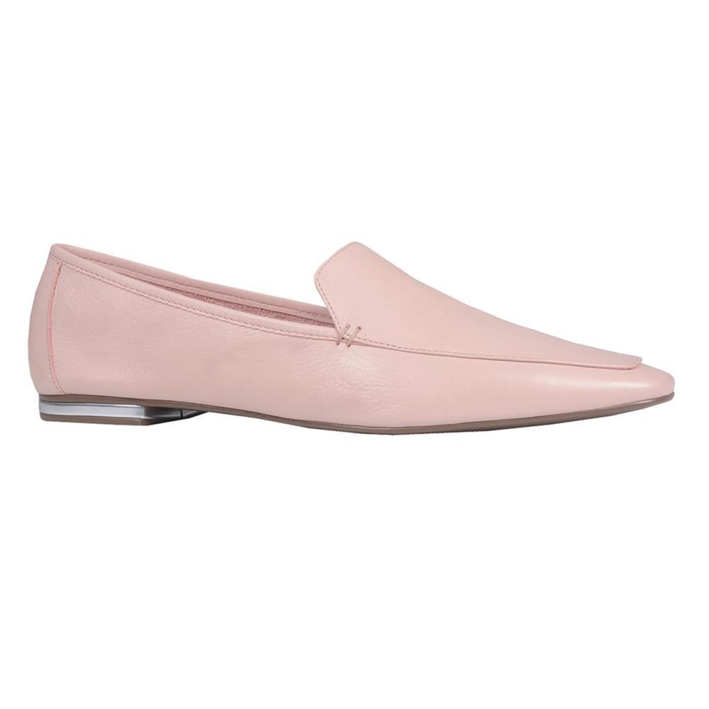 Loafer Couro Light Rosé V21