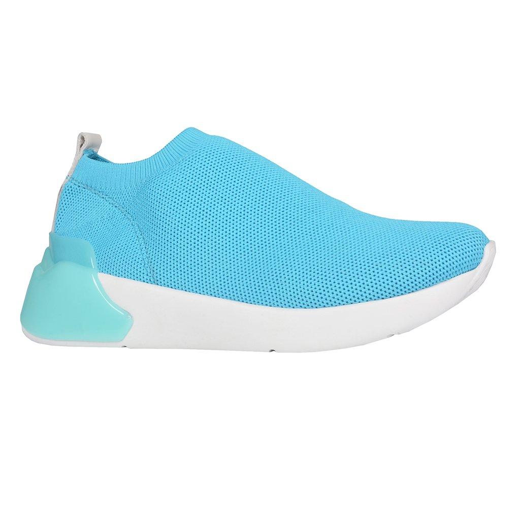 Tênis Knit Aqua V21