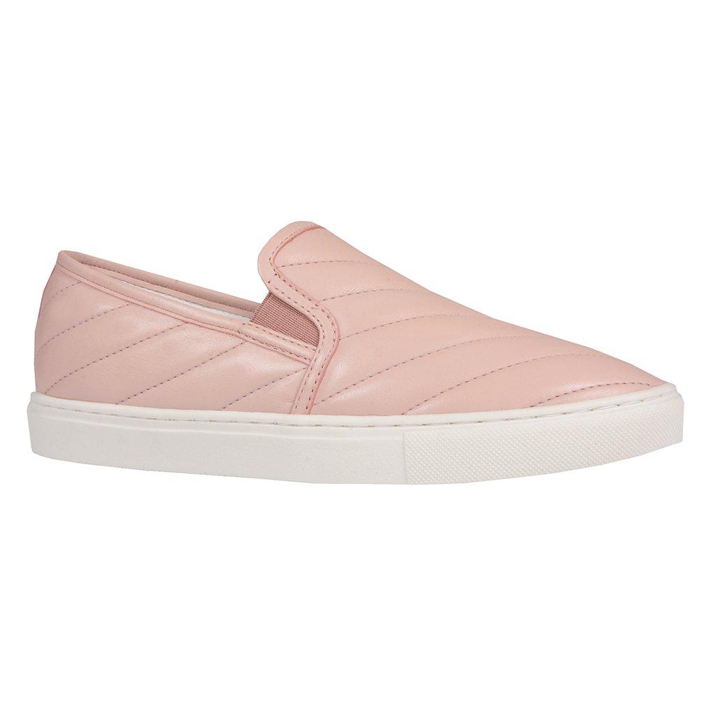 Tênis Slip On Matelassê Light Rosé V21