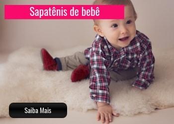 Sapatênis de bebê