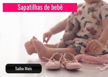 Sapatilhas de bebê