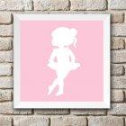 Imagem - Quadro-de-parede-quarto-bebê-baby-chocolate