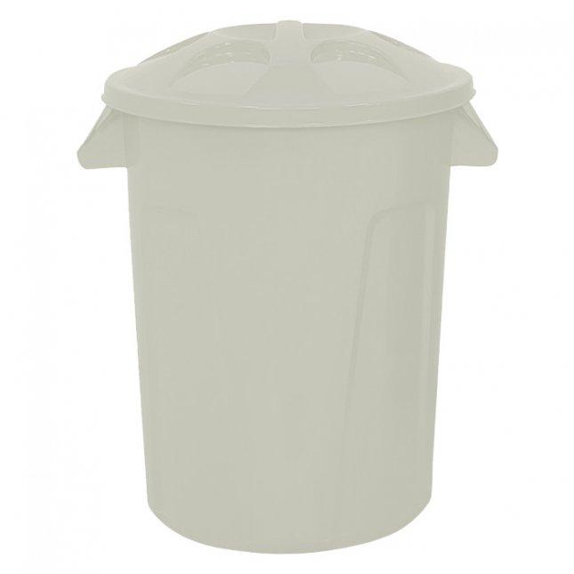 Cesto de Lixo 60 Litros Com Tampa