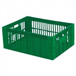 Imagem - Caixa Plástica Agrícola Vazada 115 Litros - HFG cód: 2.0032.04.1