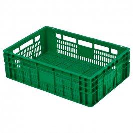 Imagem - Caixa Plástica Vazada 33 Litros - MOD 280 cód: 2.0033.04.1