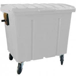 Imagem - Container de Lixo 1000 Litros cód: 1.0001.01.1