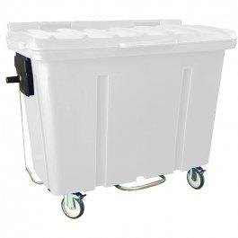 Imagem - Container de Lixo 500 Litros Com Pedal cód: 1.0006.01.1