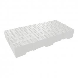 Imagem - Estrado Plástico 41cm x 82cm cód: 3.0015.01.1