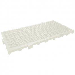 Imagem - Piso Plástico 50cm x 25cm cód: 3.0017.01.1