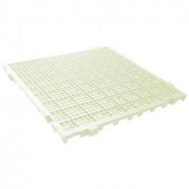 Imagem - Piso Plástico 50cm x 50cm cód: 3.0018.01.1