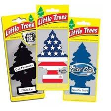 Imagem - AROMATIZANTE - LITTLE TREES ( KIT 3 PEÇAS ) cód: 37729