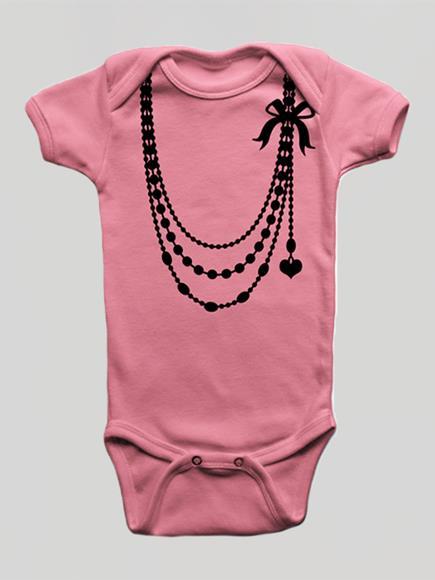 Body Infantil Colar