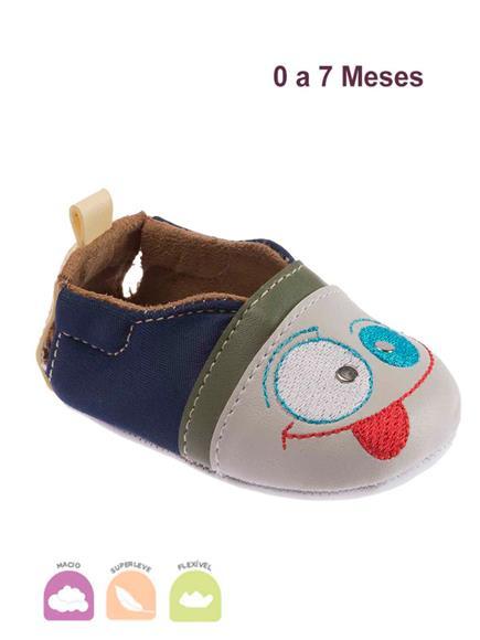 Sapato Bebe Xodó Marinho