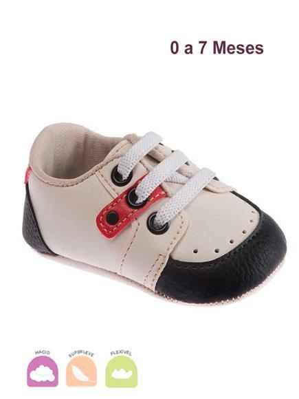 Sapato Infantil Fofura Off White