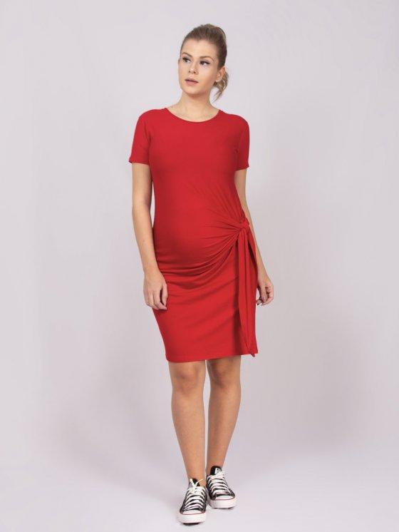 Vestido com Amarração Livia