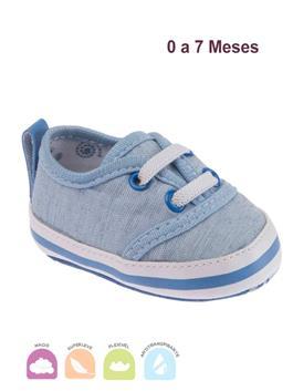 Sapato Pimpolho Nenem Azul