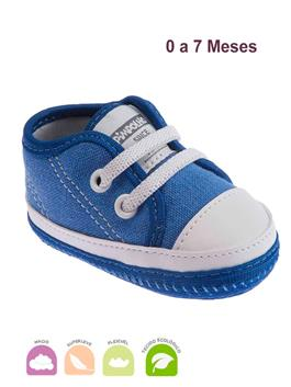 Tenis Infantil Eco Star Royal