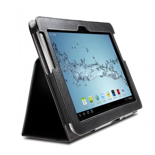 Capa Folio e Suporte para Samsung Galaxy Tab 1, 2 & Note