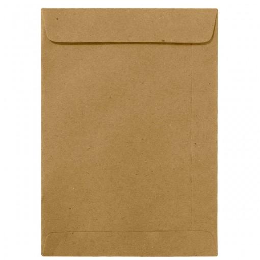 Envelope Saco Kraft Natural KN36 260x360mm - Caixa com 100 Unidades