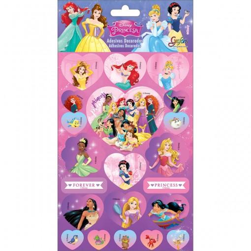 Adesivos Decorados Princesas