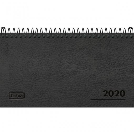 Agenda Executiva Espiral Semanal de Bolso 2020