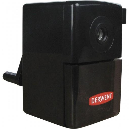 Apontador de Mesa Manual com Manivela 1 Furo com Depósito Super Point Médio